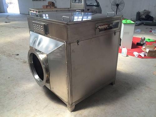 不锈钢UV光氧净化器