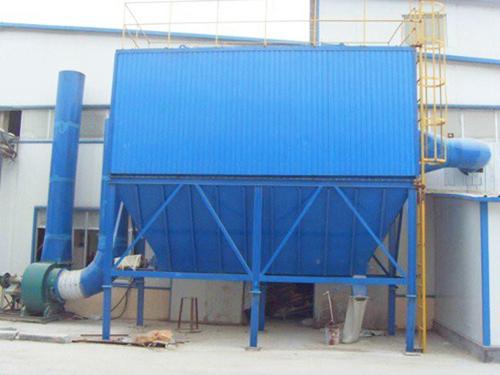 宁波市PPC型气箱式脉冲袋式收尘器