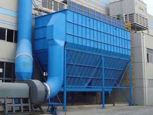 宁波市MC-II型脉冲式布袋除尘器