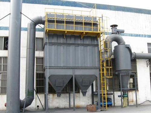 邯郸市生物质锅炉除尘器