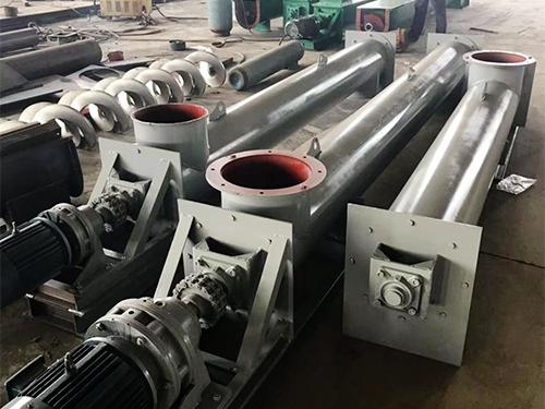 咸宁市GLS型管式螺旋输送机