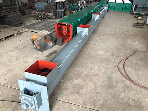 GLS管式螺旋输送机