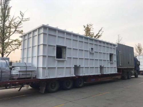 宁波市30000m³/h RTO焚烧炉废气处理节能处理效率高