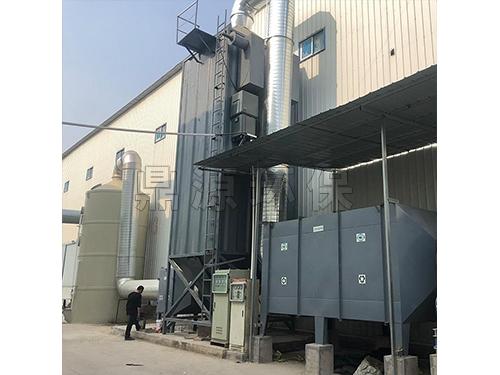 咸宁市电厂用电捕焦油器